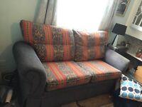 Vintage comfy sofa