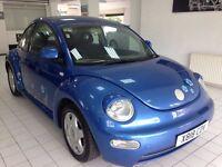 2000 Volkswagen Beetle 2.0