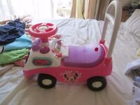 FOR SALE MINNIE MOUSE WALKER