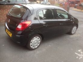 CORSA 1.2 SE MODEL.😃 £2300👍 Bargain price ideal for learners. 2012 model