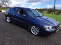 2003 VOLVO S60 2.4d with only 107000 MILES FULL HISTORY 3 month warranty