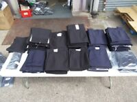 Joblot 250 Womens Tailored Skirts / Pants Black Navy 40p EACH!!!!!