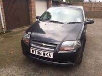 Chevrolet Kalos in good clean condition - good runner - low mileage and full service history