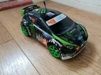 Traxxas Ken Block 1/16 Brushless Rc Car. 3s Ready