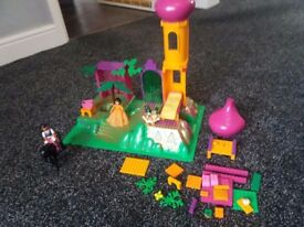 Lego Belville 5858 GOLDEN PALACE for spares