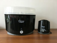 Tommee Tippee Steam Sterilser and Bottle Warmer