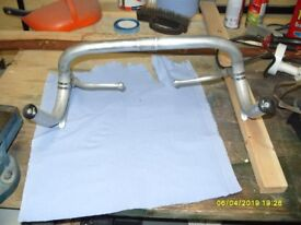 Drooped Handle Bars for road bike (racer)