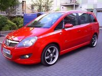 2009 Vauxhall Zafira 1.9 CDTi SRI XP 90,000 Miles Full Service History