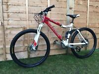 Limited edition kona four deluxe Enduro/Downhill bike, LIKE NEW, HIGH SPEC, UPGRADED