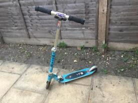 Micro sprite 2 wheel foldable scooter