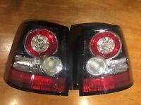Range Rover Sport LED rear lights