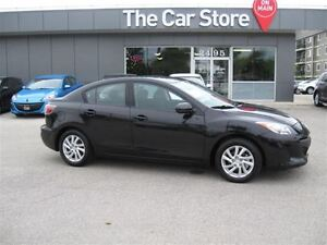 2011 Mazda MAZDA3 GX - AUX INPUT, 1 OWNER, LOW KMS