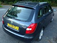 Skoda Fabia Estate 1.9 TDI 2008