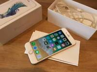IPhone 6s (16gb) in mint condition on 02/Giffgaff/TESCO MOBILE.