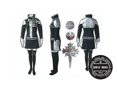 OVP Cosplay Kostüm Anime Design Lenalee Lee von D.Gray Man (Lenalee Lee Cosplay Kostüm)