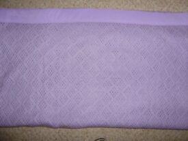 Blanket, double size, NEW
