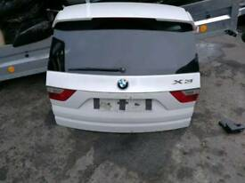 Bmw x3 2004-2010 tailgate complete