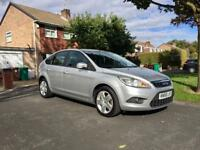 (58) FORD FOCUS 1.6 TDCI £30 TAX 12 months MOT
