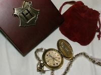Harry Potter Dumbledore Pocket Watch by Fossil