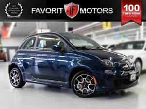 2013 Fiat 500 Sport Turbo, Hatchback, Sunroof, Leather