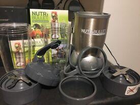 NutriBullet Pro 900 Series Blender, 900 W