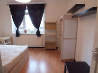 Fantastic Large Double Room Available Now - close to Aldgate East - !NO AGENCY FEE!