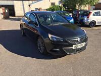 2012 Vauxhall Astra 1.6 petrol SRI vx line