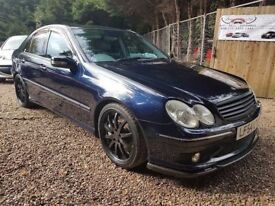 Mercedes-Benz C Class 5.4 C55 AMG 4dr£13,995 p/x welcome AMAZING CONDITION, HPI CLEAR