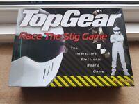 TopGear Race The Stig electronic board game