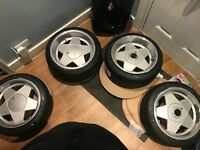 "Borbet A wheels 16"" 4x100"