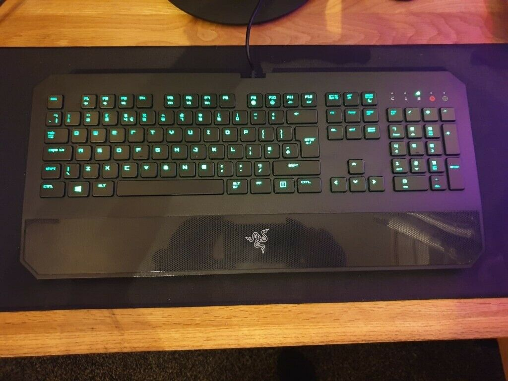 Razer Deathstalker Gaming Keyboard | in Neath, Neath Port Talbot | Gumtree