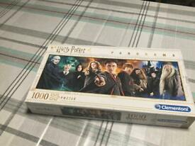 Harry Potter panoramic 1000 piece puzzle