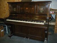 Archibald Ramsden 20's/30's upright piano