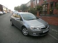 VAUXHALL ASTRA 1.3 CDTI EXCLUSIV ECO FLAX 60 REG 1 OWNER 12 MONTHS MOT FULL SERVICE HISTORY