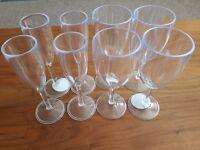 Picnic Wine & Champagne Glasses