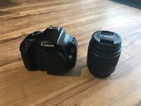 Canon EOS 1100D 12.2 MP Digital SLR Camera with EF-S 18-55mm Kit Lens