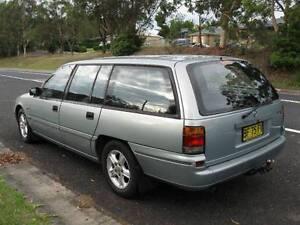 1997 Holden Commodore Wagon Minmi Newcastle Area Preview