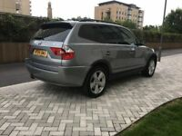 2004│BMW X3 2.5 i Sport 5dr│2 FORMER KEEPERS│7 MONTHS MOT│HPI CLEAR│LEATHER SEATS