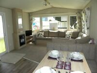 sited static caravan for sale in borth near aberystwth wales. all fees inlcuded!