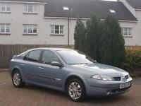ONLY 44K !! IMMACULATE RENAULT LAGUNA 1.9 DCI DIESEL 2005 - STUNNING EXAMPLE WITH VERY LONG MOT