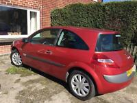 Renault megane 1 owner from new