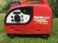 Clarke power inverter generator 1000w