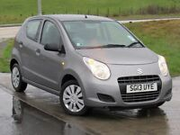 SUZUKI ALTO 1.0 SZ 5d 68 BHP 6 Month RAC Parts & Labour Warranty Years MOT