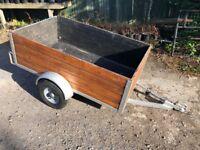 Honeyfield trailer