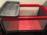 Babylo 3 in 1 Travel Cot