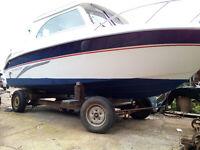 Finnmaster 6400 MC boat