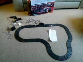 Hornby race track