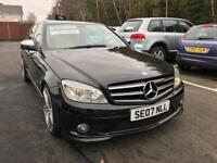 ***MERCEDES C220 CDI SPORT C63 REPLICA 2007 ONLY 79,000MILES***