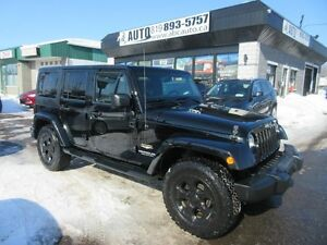 2014 Jeep Wrangler Unlimited Unlimited Sahara (4x4, Automatic tr