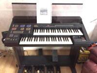 Yamaha HS4 organ